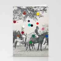 EQUESTRIAN Stationery Cards