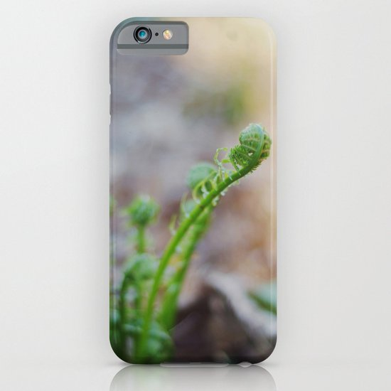 Fiddleheads iPhone & iPod Case