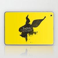 I'm Late! – White Rabb… Laptop & iPad Skin