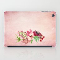 Purple Watercolor Bouque… iPad Case