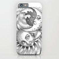 Moon and Sun iPhone 6 Slim Case