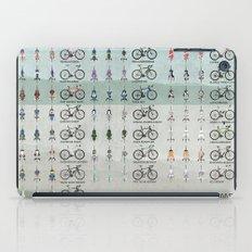 Pro Cycling Teams iPad Case