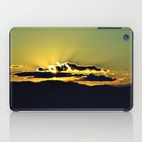The Sky Is The Limit. iPad Case