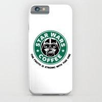 Star Wars Coffee iPhone 6 Slim Case