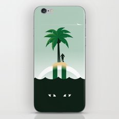Revis Island iPhone & iPod Skin