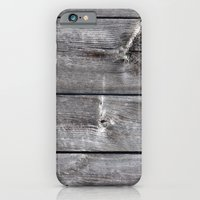 iPhone & iPod Case featuring Barn H by Stephen Linhart