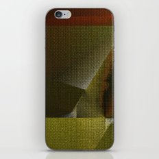 summer travel iPhone & iPod Skin