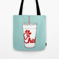 Chick-fil-a Tote Bag