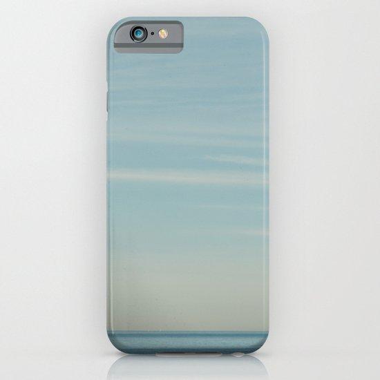 blue horizon iPhone & iPod Case