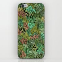 April Leaves iPhone & iPod Skin