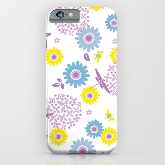 Summer Buzz iPhone & iPod Case