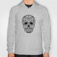 Mexican Skull - White Ed… Hoody