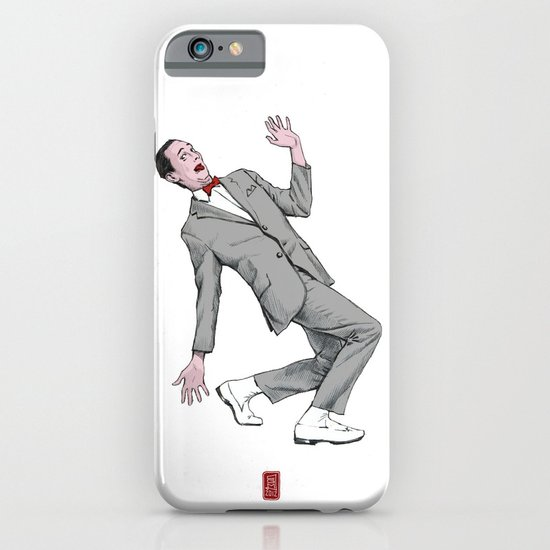 Pee Wee Herman #2 iPhone & iPod Case