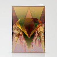tokyo's Diamond Stationery Cards