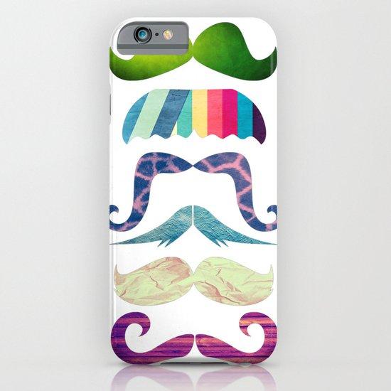 mustache BOOM iPhone & iPod Case