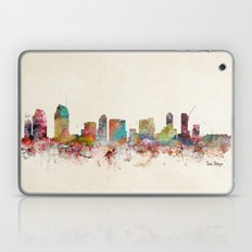 san diego california Laptop & iPad Skin