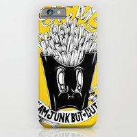 iPhone & iPod Case featuring EAT ME! by thanathan