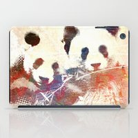 A.melanoleuca iPad Case