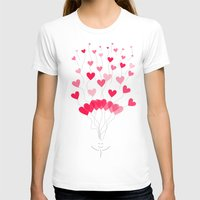 Be Mine :) Womens Fitted Tee White SMALL