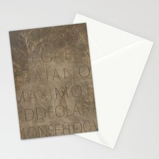 rome Stationery Cards