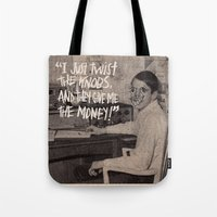 DREAM JOB Tote Bag