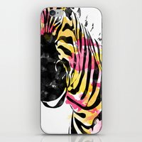 Zebra Fun  iPhone & iPod Skin
