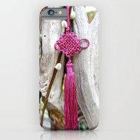 Chinese Knot (Magenta) iPhone 6 Slim Case