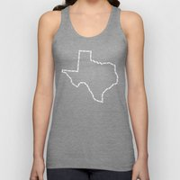 Ride Statewide - Texas Unisex Tank Top