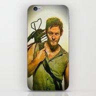 Daryl Dixon The Walking … iPhone & iPod Skin