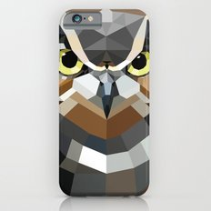 Geometric Owl Slim Case iPhone 6s