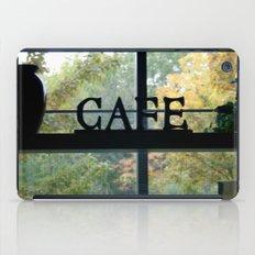 Cafe iPad Case