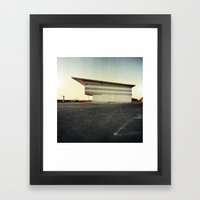 Souvenir Framed Art Print