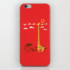 I'm Like A Bird iPhone & iPod Skin