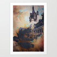 Castlevania Art Print