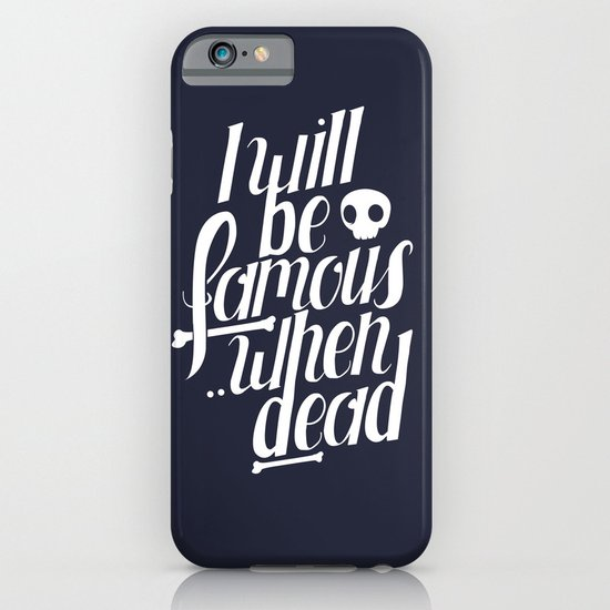 Famous.. iPhone & iPod Case
