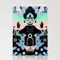 Las lunas de Frida Stationery Cards