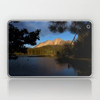 Manzanita Lake Lassen Volcanic National Park Landscape Laptop & iPad Skin