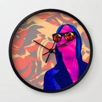 Art Dealer Wall Clock