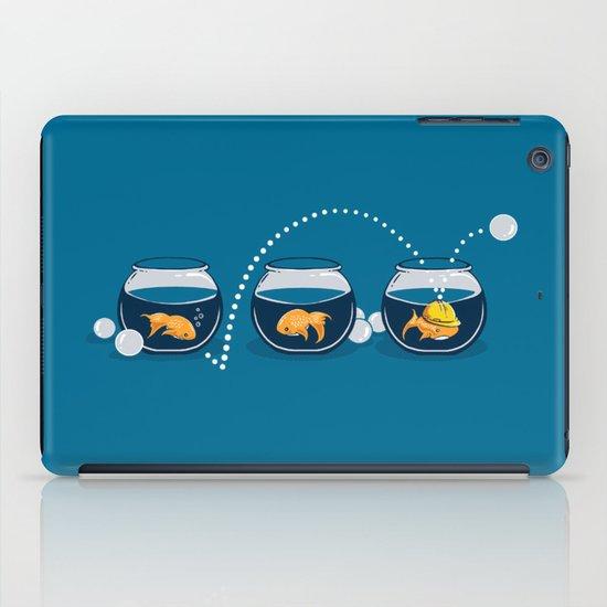 Prepared Fish iPad Case