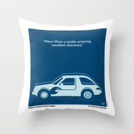 No211 My Waynes World Mi… Throw Pillow