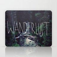 Wanderlust: Rainier Cree… Laptop & iPad Skin