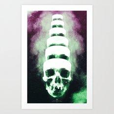 Usisahau Art Print