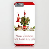 Christmas wishes iPhone 6 Slim Case