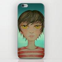 A Boy iPhone & iPod Skin