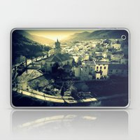Panorama Of Arnedillo Laptop & iPad Skin