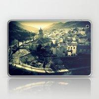 Panorama of Arnedillo Laptop & iPad Skin