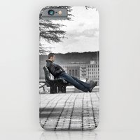 Alone on the Hill iPhone 6 Slim Case