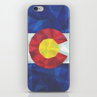 Colorado iPhone & iPod Skin
