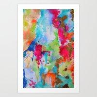 Lisa Print Art Print