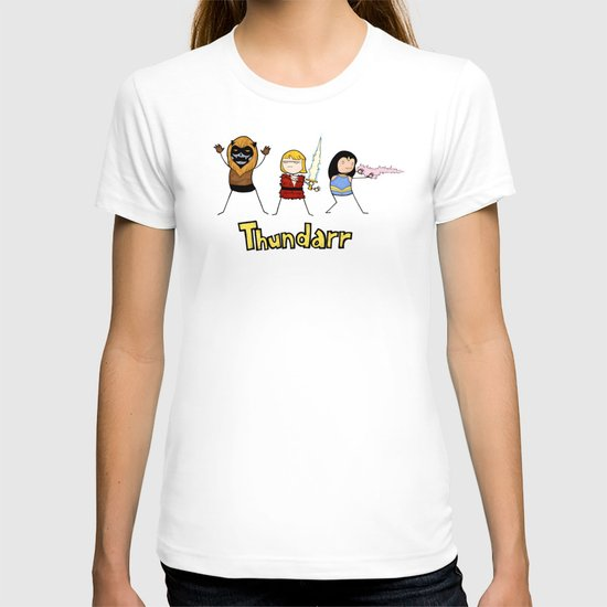 Thundarr the Barbaraian T-shirt
